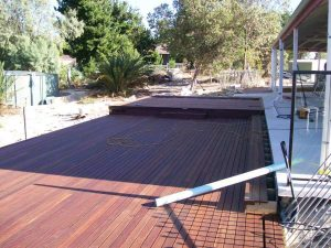 Decking installers Perth
