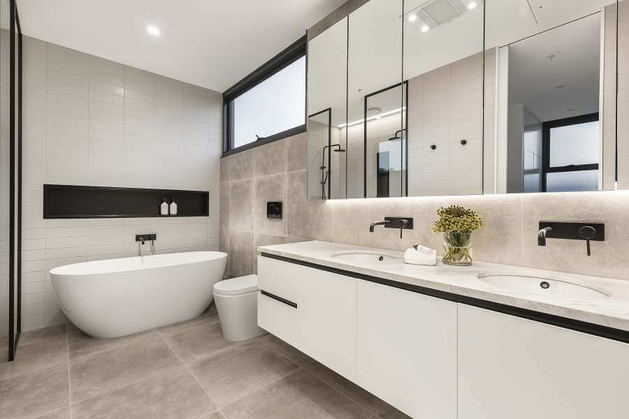 Ensuite renovations Perth